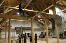 Stammesabend im  Indoor Kletterwald